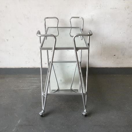 Ellie Silver Bar Cart Alt2