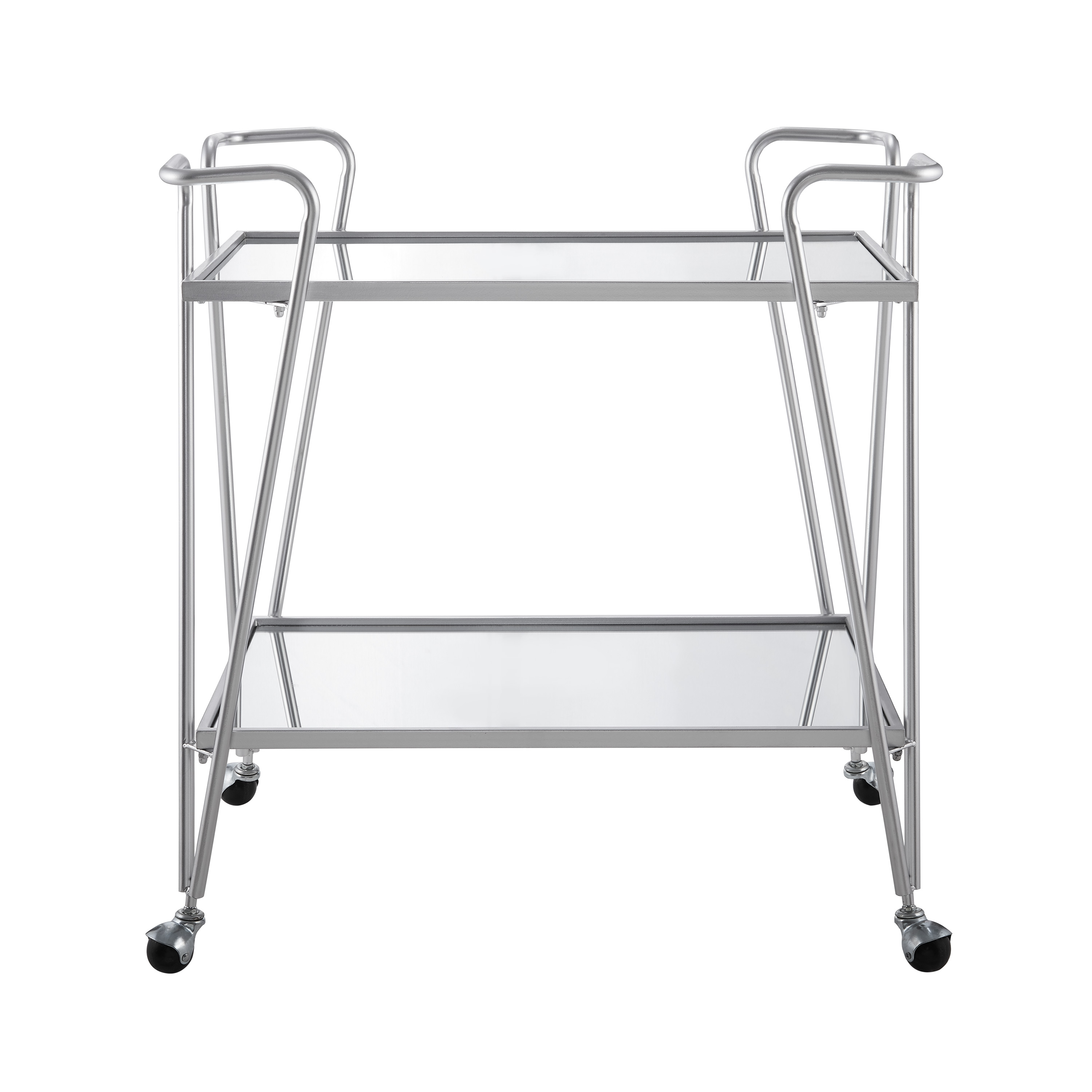 Ellie Silver Bar Cart Alt3